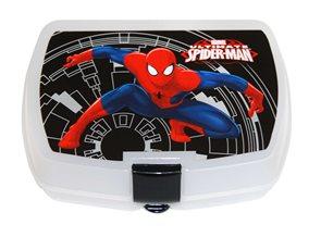Karton PP Box na svačinu - Spiderman 2014