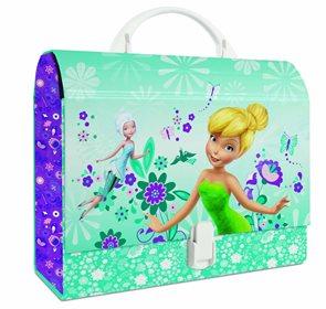 Karton PP Dětský kufřík MINI - Víly 2014