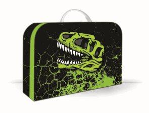 "Karton PP Dětský kufřík 35"" - Dinosaurus vzor 2014"