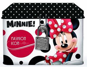 Karton PP Pokladnička - Minnie