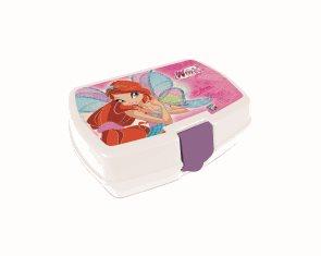 Karton PP Box na svačinu - Winx 2014