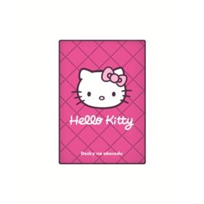 Karton PP Desky na abecedu A5 - Hello Kitty 2014