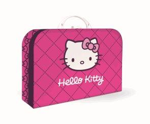 """Karton PP Dětský kufřík 35"""" - Hello Kitty 2014"""
