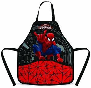 Zástěra do výtvarné výchovy - Spiderman