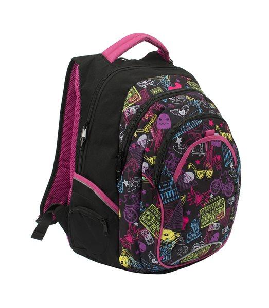 Studentský batoh OXY Fashion - Funny
