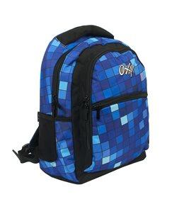 Studentský batoh OXY Street - Blue
