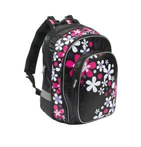 Školní batoh Ergonomic - Kytky