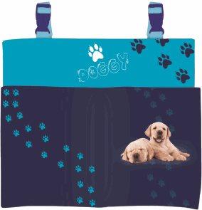 Kapsář na lavici - Pes