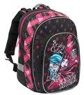 Školní batoh Ergonomic - Monster High - růžová