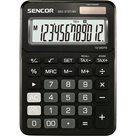Kalkulačka Sencor SEC 372T BK - černá