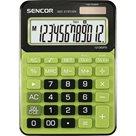 Kalkulačka Sencor SEC 372T GN - zelená