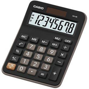 Casio Kalkulačka MX 8 B BK - černá