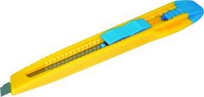 Donau Odlamovací nůž 75 × 9 mm, žlutý