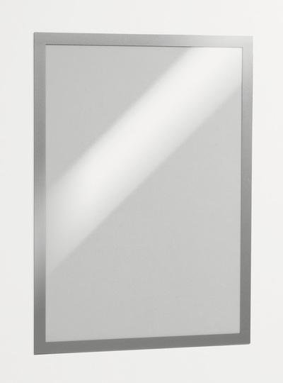 DURAFRAME informační samolepicí rámeček A3 2ks - stříbrný