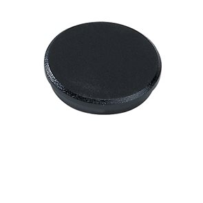 DAHLE Magnet plánovací, Ø 32 mm, 10 ks - černý