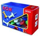 RON Připínáčky 50 ks - mix barev