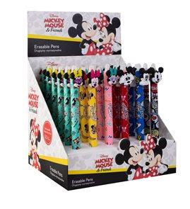 Gumovatelné pero Colorino - Mickey Mouse, mix motivů