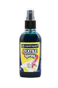 Centropen Barva na textil ve spreji 110 ml - zelená