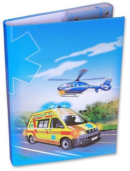 Box na sešity A4 - Záchranáři