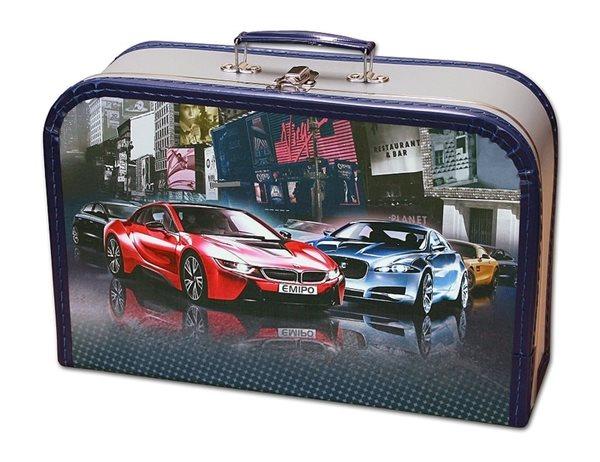 Dětský kufřík Emipo - City Cars