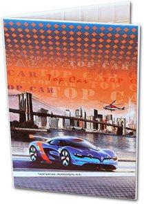 Desky na abecedu Emipo - Top Car