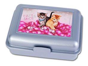 Box na svačinu Emipo - Cats&Mice