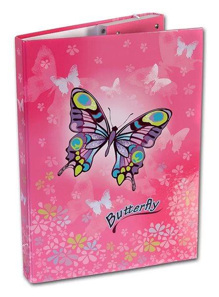 Box na sešity A4 Emipo - Butterfly