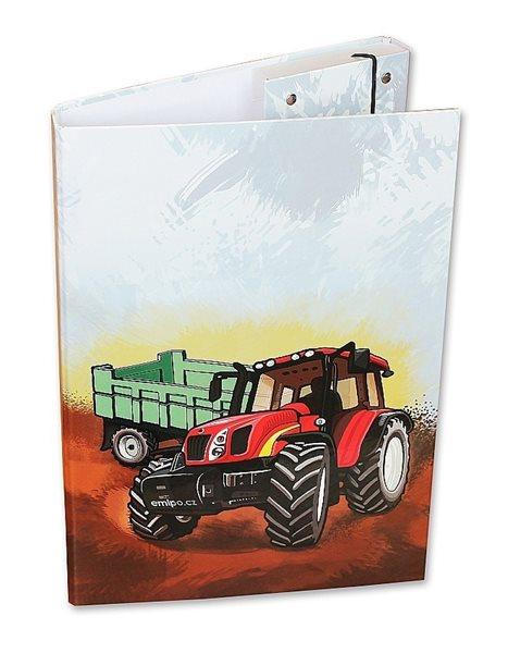 Box na sešity A4 Emipo - Traktor