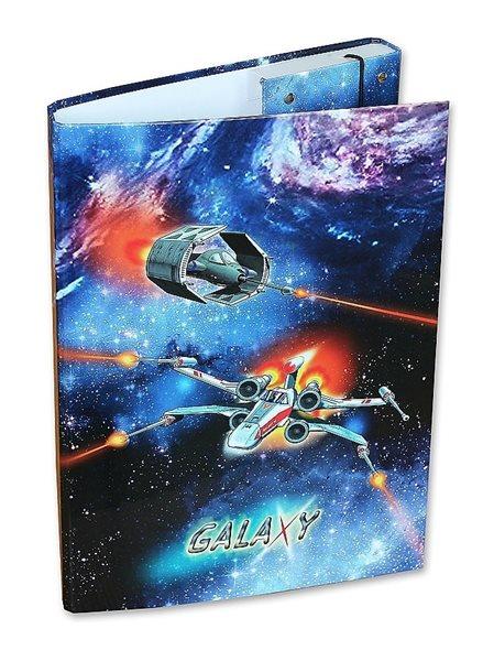 Box na sešity A4 Emipo - Galaxy