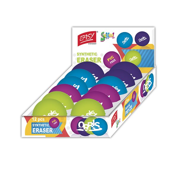 EASY Syntetická pryž ORBIS - mix barev