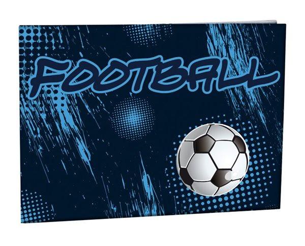 Desky na číslice Football