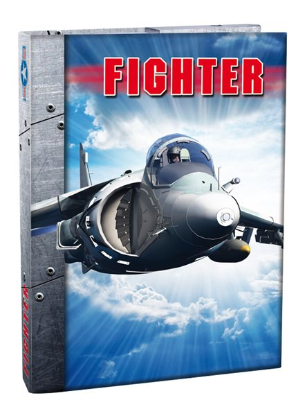 Box na sešity A5 Fighter