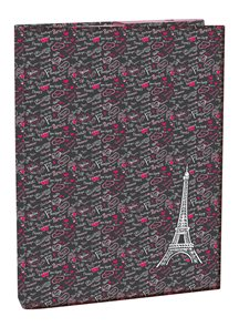 Box na sešity A4 Paris