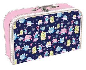 Dětský kufřík Happy monsters