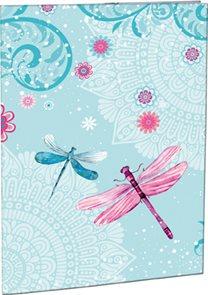 Desky na abecedu Dragonfly