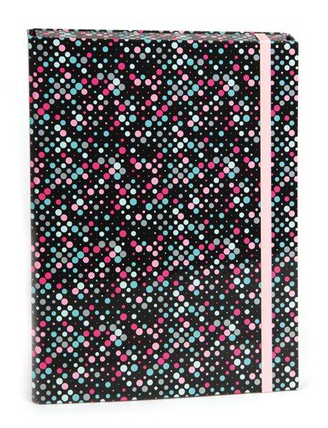 Box na sešity A5 s klopou Stil - Dots