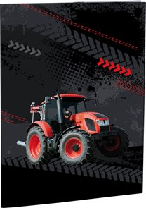 Desky na abecedu Stil - Tractor