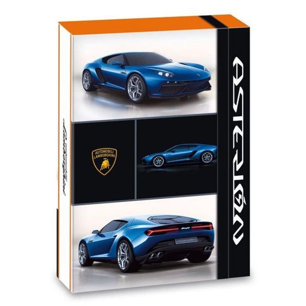 Desky na sešity Ars Una A5 Lamborghini