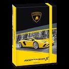 Desky na sešity A4 Ars Una Lamborghini 18