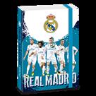 Desky na sešity A4 Ars Una Real Madrid 18 hráči