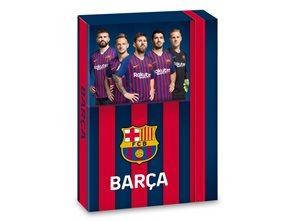 Desky na sešity A5 Ars Una FC Barcelona 19 hráči