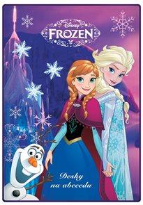 Karton PP Desky na abecedu - Frozen
