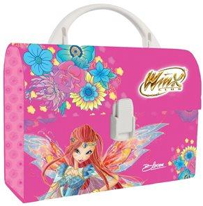 Karton PP Dětský kufřík MINI - Winx