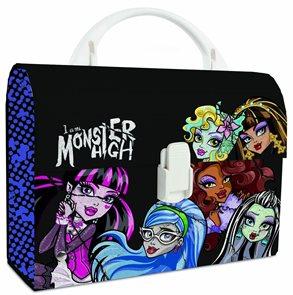 Karton PP Dětský kufřík MINI - Monster High