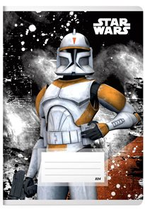 Karton PP Sešit 524 - Star Wars 2015