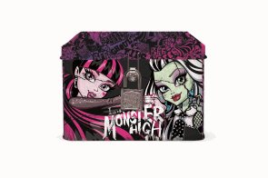 Karton PP Pokladnička - Monster High II.
