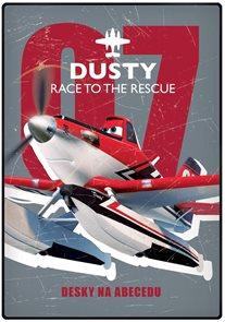 Karton PP Desky na abecedu - Planes / Letadla