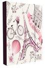 Karton PP Desky na sešity s boxem A4 JUMBO - Paris