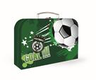 Dětský kufřík lamino 34 cm - Football 2018