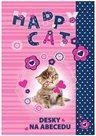 Karton PP Desky na abecedu - Happy Cats
